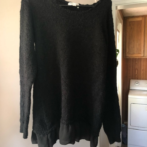 Knox Rose Sweaters - Black Sweater